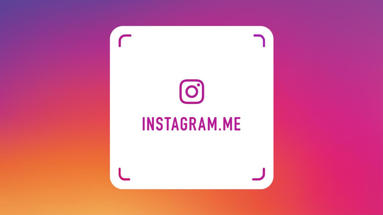 Instagramの新機能「ネームタグ」を使いこなそう!基礎から