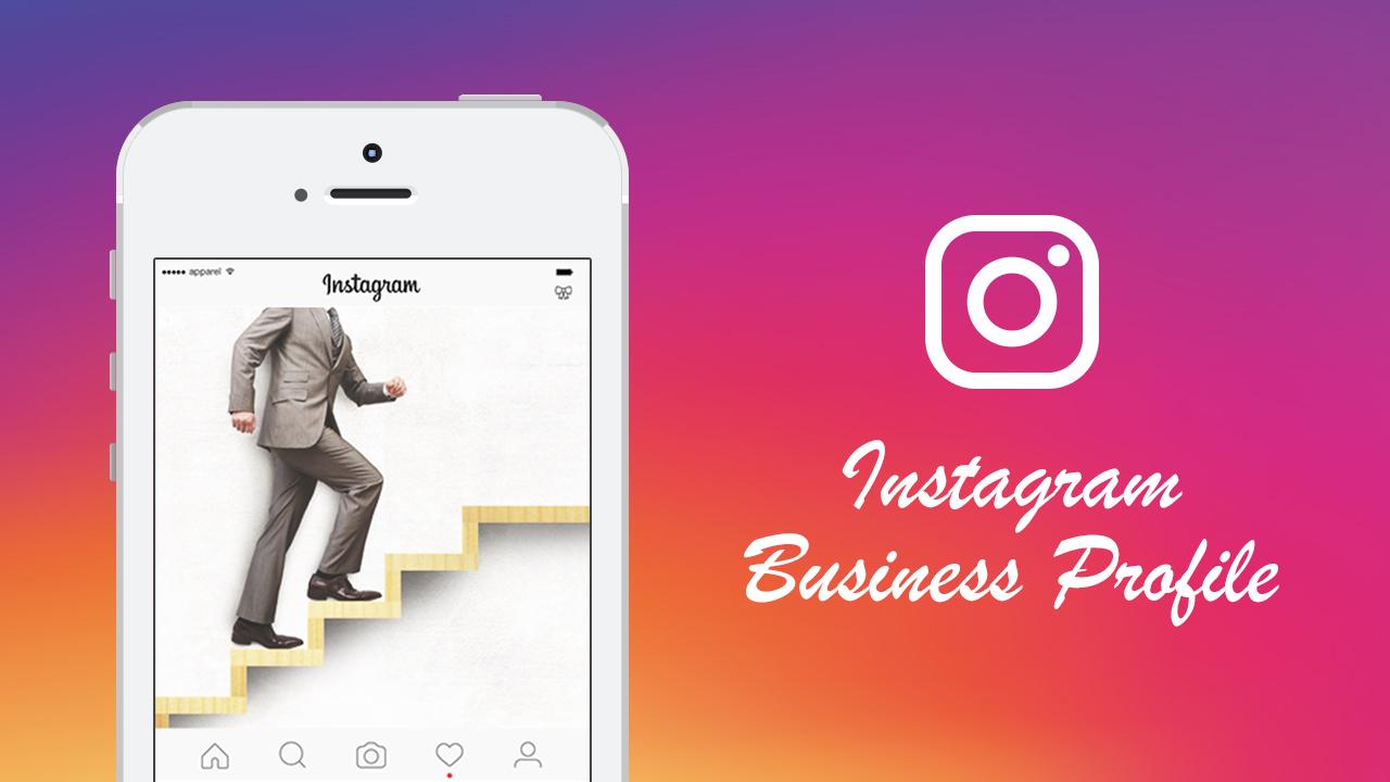Instagramビジネスプロフィール
