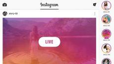 Instagramの新機能「ライブ配信」を徹底解説! ユーザーとのリアルタイムコミュニケーションが簡単に!